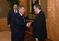 Президент Татарстана встретился с делегацией Ирана