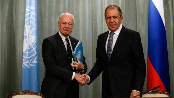 Дипломаты в ходе встречи обсудят политическое урегулирование в САР