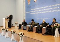 Муфтий Татарстана выступил в Махачкале