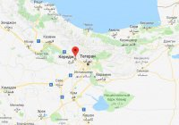 Мощное землетрясение произошло в Иране