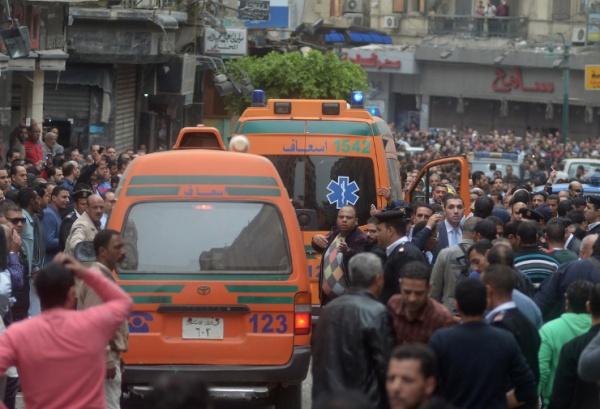 Авария произошла на трассе в египетской провинции Бени-Суэйф к югу от Каира