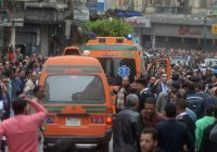 В Египте при столкновении грузовика и автобуса погибли 13 человек
