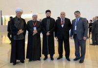 Муфтий РТ участвует в конференции исламской солидарности в Баку