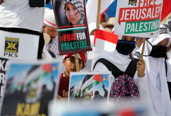 128 стран выступили против переноса израильской столицы из города Тель-Авив