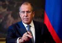 Лавров призвал отменить санкции Запада против Сирии