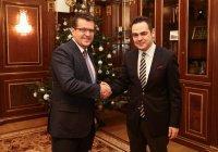 Ильсур Метшин встретился с консулом Турции в Казани