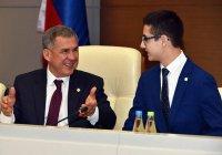 Школьник стал помощником президента Татарстана