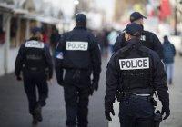 Во Франции за призывы совершать теракты задержан гражданин Алжира
