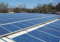 Трассу из солнечных батарей построили в Китае