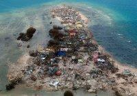 Жертвами мощного тайфуна на Филиппинах стали сотни человек