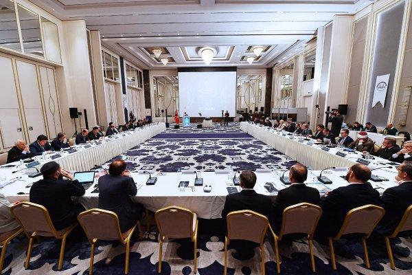 Член Совета улемов ДУМ РТ назначен зампредседателя Евразийского исламского совета по фетвам