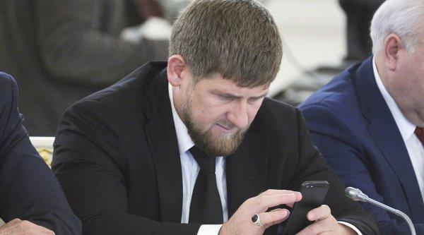 Кадыров лишился аккаунтов популярных соцсетях.