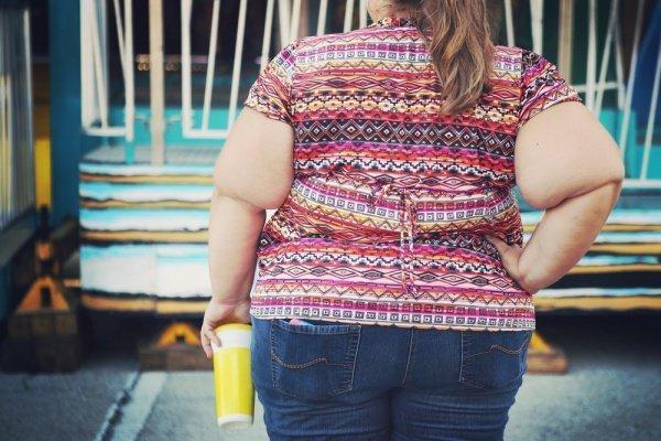 Люди слишним весом наименее подвержены стрессам— Ученые