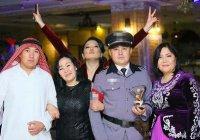 Костюм нациста на новогоднем корпоративе вызвал скандал в Киргизии