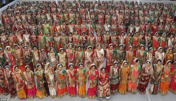 В Индии есть ритуал каньядаан — отдавать замуж чью-то дочь