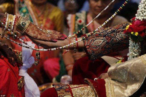 Среди 251 невесты в нынешнем году было 5 мусульманок, 2 христианки