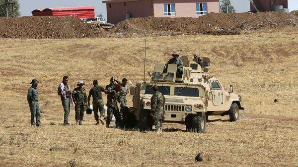 Коалиция США отказалась сражаться сбоевиками вподконтрольных Асаду районах Сирии