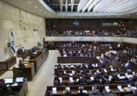 Парламент Израиля рассмотрит законопроект о смертной казни для палестинцев