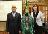 Нацмузею Татарстана подарили костюм современной иранки