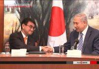 Япония вызвалась помирить Израиль и Палестину