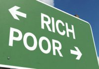 Ученые узнали, в чем разница между счастьем богатых и бедных