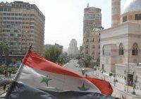 Великобритания может вновь открыть посольство в Дамаске