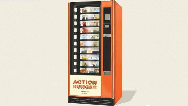 В течение суток каждый их них сможет взять из автомата 3 вещи или 3 продукта