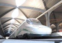 Скоростной поезд Мекка-Медина перевезет первых пассажиров 31 декабря