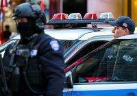 Полицию Нью-Йорка готовят к возможным атакам смертников в новогоднюю ночь