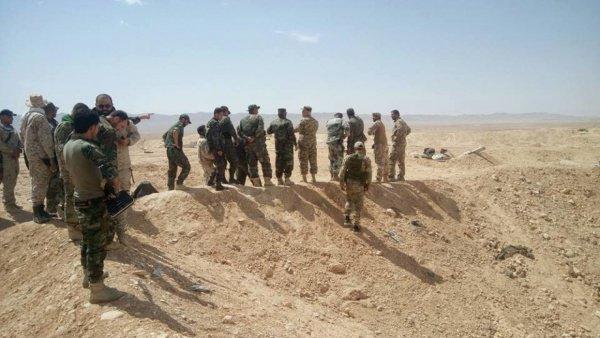 Сирийские власти начали переговоры с боевиками.