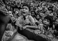 Слезы юного мусульманина-рохинджа, молящего о помощи, растрогали сердца миллионов