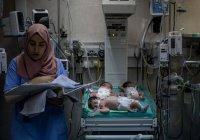 Житель Газы назвал своих новорожденных тройняшек «Иерусалим - Столица Палестины»