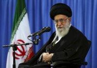 Верховный лидер Ирана назвал вдохновителей смертельных протестов в стране