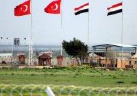 В Турции взорвались два снаряда, выпущенные из Сирии