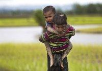 Школа имени Ахмата Кадырова открылась в лагере рохинджа в Бангладеш