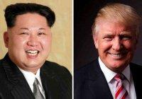 Трамп и Ким Чен Ын померились размерами ядерной кнопки