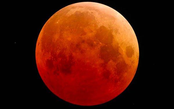Впоследний день января барнаульцы увидят лунное затмение