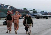 Минобороны: боевики обстреляли российскую военную базу в Сирии, есть погибшие