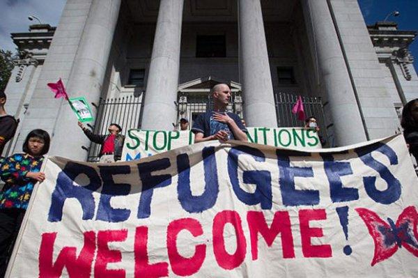 Трамп закрыл въезд в США гражданам нескольких мусульманских стран.