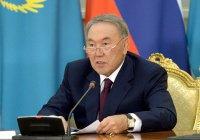 Назарбаев посетовал на «слабый иммунитет» казахстанцев к экстремизму