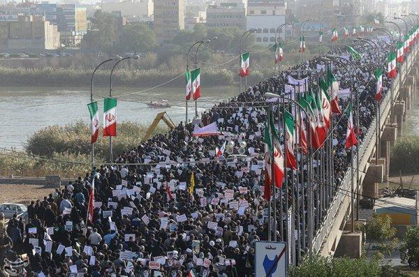 Генеральный прокурор Ирана раскрыл план ЦРУ поорганизации массовых протестов иуличных противостояний
