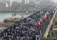 Иран назвал страны, организовавшие кровавые протесты в стране