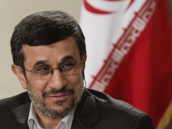 Махмуд Ахмадинеджад.