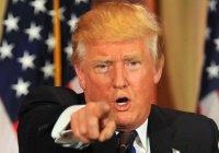 Трамп не знает слов гимна США (ВИДЕО)