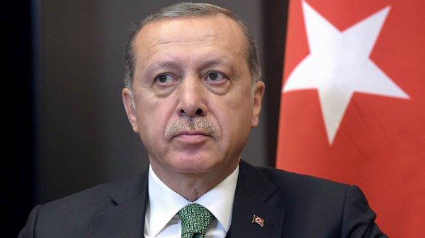 Эрдоган связал продление операции вСирии с«волей Аллаха»
