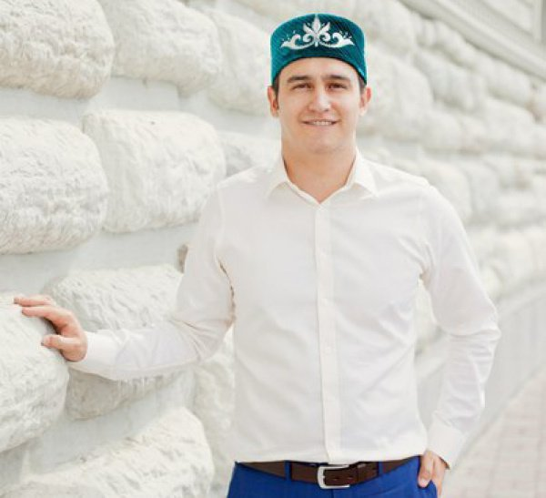 Ильнур Низамиев, руководитель Музея исламской культуры