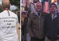 Житель США выжил благодаря надписи на футболке
