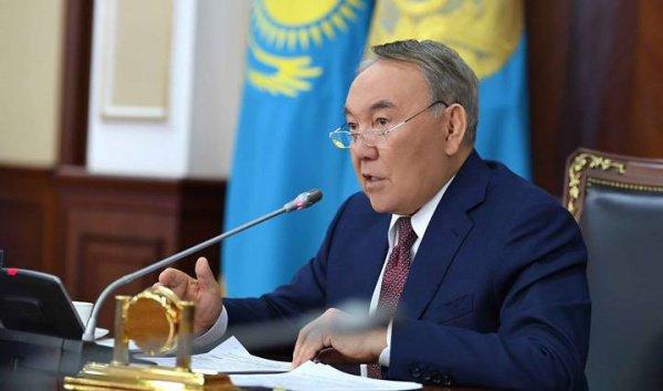 Нурсултан Назарбаев обратился с посланием к народу Казахстана.