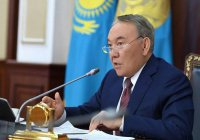 Назарбаев подчеркнул важность русского языка в Казахстане