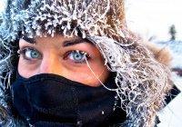 60-градусные морозы придут в Россию